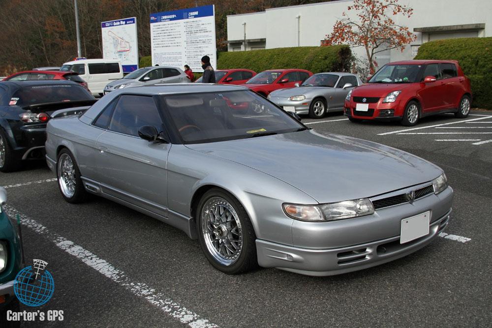1990 Mazda Eunos Cosmo